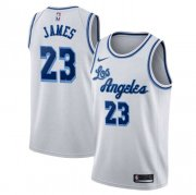 Los Angeles Lakers White Crenshaw - Classic Edition Jersey