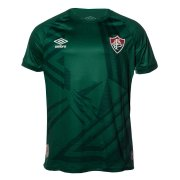 2020/2021 Fluminense Goalkeeper Green Soccer Jersey Men's