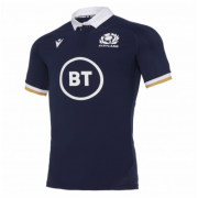 2020/2021 Scotland Home Navy Rugby Soccer Jersey Men's