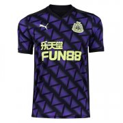 2020/2021 Newcastle United Third Purple Soccer Jersey Men's