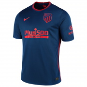 2020/2021 Atlético de Madrid Away Navy Men Soccer Jersey Shirt