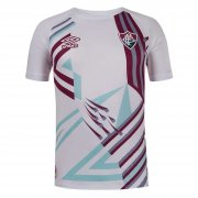 2020/2021 Fluminense Goalkeeper White Soccer Jersey Men's