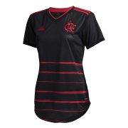 2020/2021 Flamengo Third Black Soccer Jersey Women's