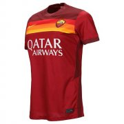 2020/2021 AS Roma Home Red Soccer Jersey Women's