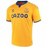 2020/2021 Everton Away Soccer Jersey Men's