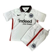 2020/2021 Eintracht Frankfurt Away Kids Soccer Jersey Kit(Shirt + Short)