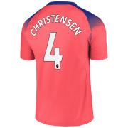 2020/2021 Chelsea Third Men's Soccer Jersey Christensen #4