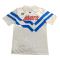88/89 Napoli Away White Retro Soccer Jersey Shirt Men