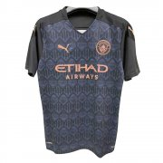 2020/21 Manchester City Away Men Soccer Jersey Shirt