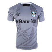 2020/2021 Gremio Goalkeeper Grey Soccer Jersey Men's
