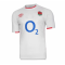 2020/2021 England Home White Rugby Soccer Jersey Men's