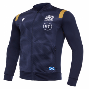 2020/2021 Scotland Navy Rugby Soccer Jacket Jersey Men's