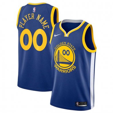 Golden State Warriors Royal Swingman - Icon Edition Jersey