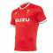 2020/2021 Wales Home Red Rugby Soccer Jersey Men's