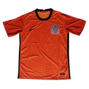 2020/2021 Corinthians Goalkeeper Orange Soccer Jersey Men's