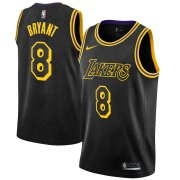 Los Angeles Lakers Black Mamba Collection Swingman - City Edition Jersey