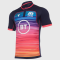 2020/2021 Scotland Rainbow Rugby Soccer Training Jersey Men's