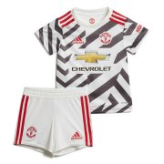 2020/2021 Manchester United Third Soccer Jersey + Short Kid's