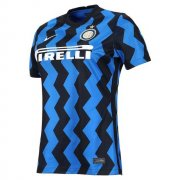 2020/2021 Inter Milan Home Blue Soccer Jersey Women's