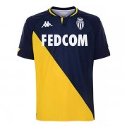 2020/2021 AS Monaco Away Soccer Jersey Men's