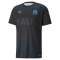 20/21 Marseille X BALR Signature Black Soccer Jersey Shirt Men