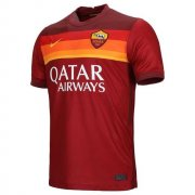 2020/2021 AS Roma Home Red Soccer Jersey Men's