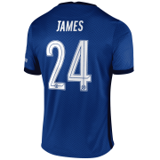 2020/2021 Chelsea Home Blue Men's Soccer Jersey James #24