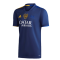 2020/2021 Boca Juniors Fourth Away Blue Soccer Jersey Men's