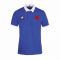2020/2021 France Blue Rugby Soccer Polo Jersey Men's