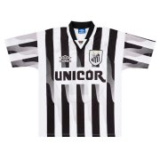1998 Santos FC Retro Away Soccer Jersey Men