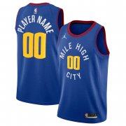 Denver Nuggets Blue Swingman - Statement Edition Jersey