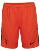 2020/2021 Tottenham Hotspur Home Goalkeeper Orange Soccer Short Men's
