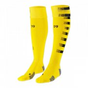 2020/2021 Borussia Dortmund Home Yellow Men Soccer Socks