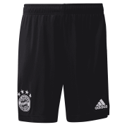 2020/2021 Bayern Munich Third Black Soccer Short Men's