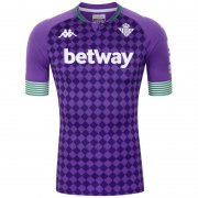 2020/2021 Real Betis Away Soccer Jersey Men's