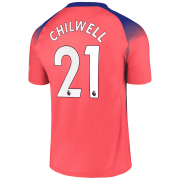 2020/2021 Chelsea Third Men's Soccer Jersey Chilwell #21