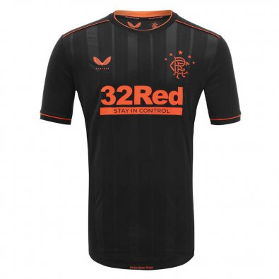 2020/2021 Rangers Third Soccer Jersey Men's
