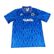 91/93 Napoli Home Blue Retro Soccer Jersey Shirt Men