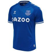 2020/2021 Everton Home Blue Men Soccer Jersey Shirt