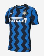 2020/2021 Inter Milan Home Blue Men Soccer Jersey Shirt
