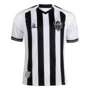 2020/2021 Atletico Mineiro Home Black & White Stripes Soccer Jersey Men's