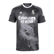 2020/2021 Real Madrid Human Race Soccer Jersey Men's