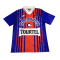 93/94 PSG Home Blue Retro Soccer Jersey Shirt Men