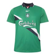 1999/2000 Liverpool Retro Away Men Soccer Jersey Shirt