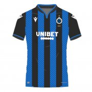 2020/2021 Club Brugge KV Home Blue/Black Srtipes Men Soccer Jersey Shirt