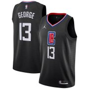 Los Angeles Clippers Black Swingman - Statement Edition Jersey