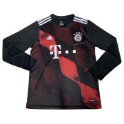 2020/2021 Bayern Munich Third LS Soccer Jersey Men's