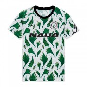 2020/2021 Nigeria Soccer Training Jersey White - Mens