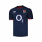 2020/2021 England Away Navy Rugby Soccer Jersey Men's