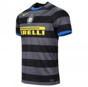 2020/2021 Inter Milan Third Black Soccer Jersey Men's